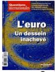 Imagette de la couverture - L'euro, un dessein inachevé