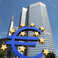 L'immeuble dela banque centrale européenne à Francfort